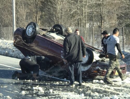 MVA with Entrapment | Ringwood, NJ