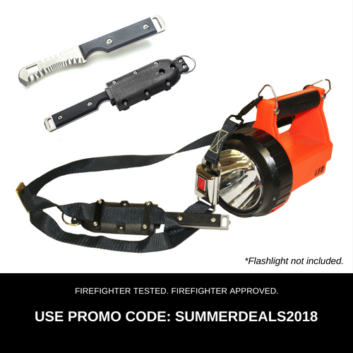 NEW! Flashlight Strap & LIFELINE FIRE Tool Bundle – LifeLine